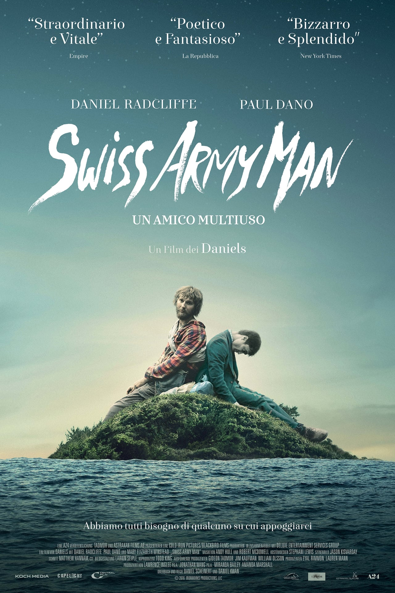 Swiss Army Man - Un amico multiuso