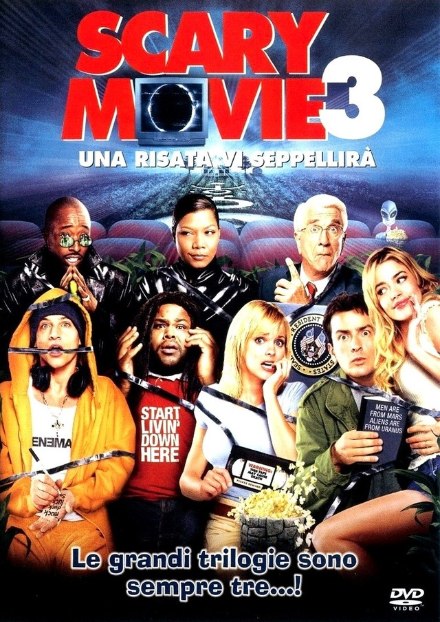 Scary Movie 3 - Una risata vi seppellirà