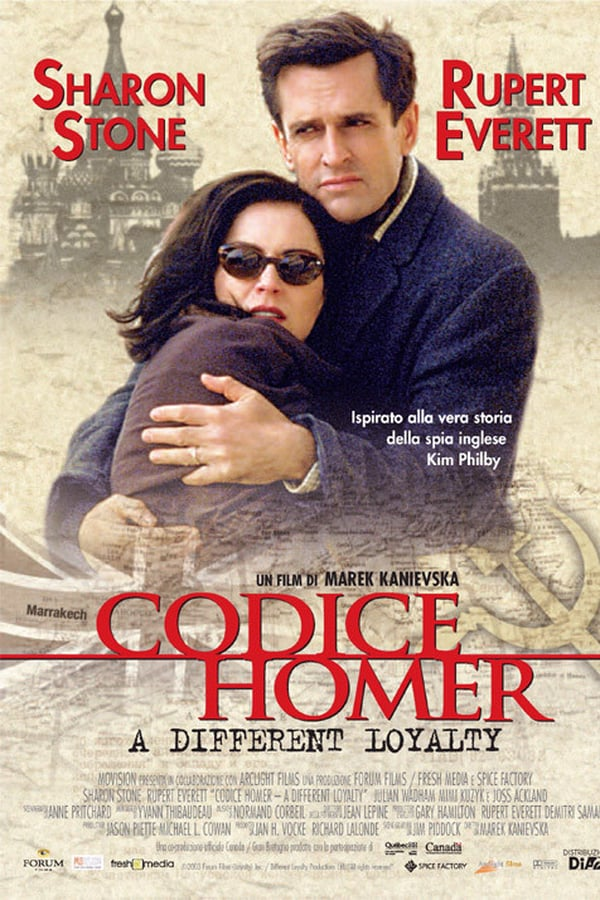 Codice Homer - A different loyalty