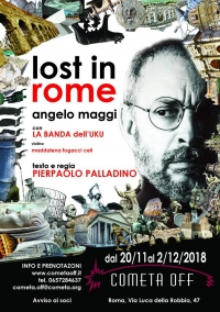 Lost in Rome -  Cometa Off
